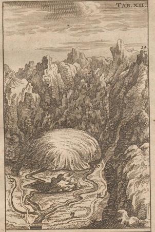 Rhonegletscher Scheuchzer