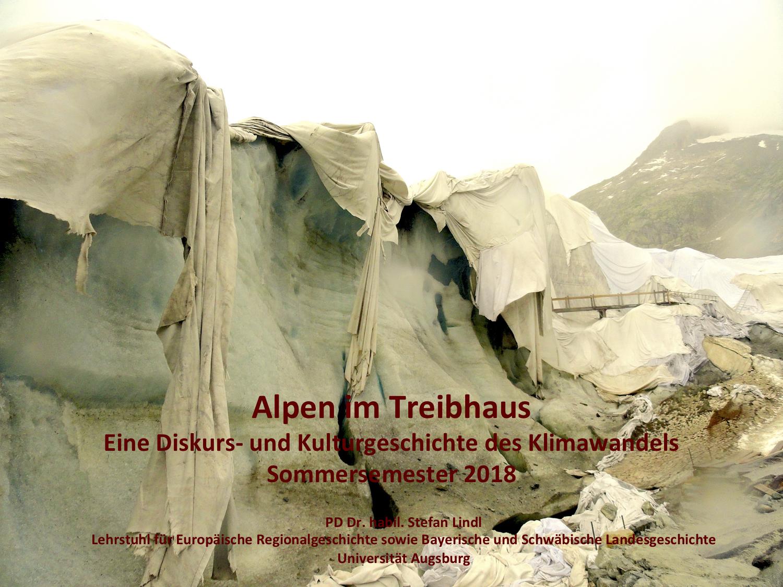 1. Vorlesung Alpen im Treibhaus